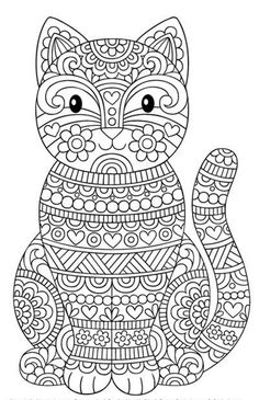 Malvorlagen zum kostenlosen Ausdrucken - Buzz 2018 - Coloring pages Malvorlagen zum kostenlosen Ausdrucken - Buzz 2018 - Coloring pages - Notebook Doodles Super Cute: Coloring & Activity Book Cute kitten coloring page More Нездо. Cat Coloring Page, Printable Adult Coloring Pages, Animal Coloring Pages, Coloring Pages To Print, Coloring Book Pages, Coloring Pages For Kids, Free Coloring Sheets, Adult Colouring Pages Free, Activity Pages For Kids Free Printables
