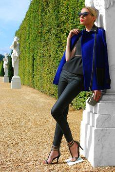 Editorial Fashion Blog Inspiration Versailles Paris