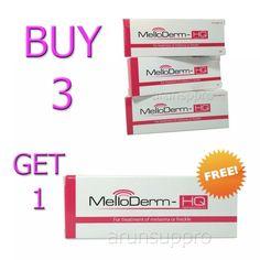 Hydroquinone 2% Hyperpigmentation Melasma Expigment Bleaching Bleached cream hit #MelloDermHQ