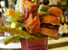 The Aria, The Very Best Bloody Marys in Las Vegas