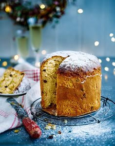 Learn how to make perfect panettone with brilliant baker Richard Bertinet. The sweet, fragrant fruity bread is one of Italy's favourite Christmas trea