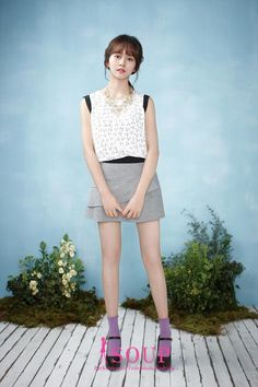 (1) 트위터의 #김소현 해시태그 관련 트윗 Kim So Hyun Fashion, Korean Fashion, Fashion Idol, Skirt Fashion, Asian Celebrities, Celebs, Hyun Soo, Korean Skirt, Kim Sohyun