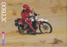 Yamaha XT600 & XT600 Tenere Brochures.