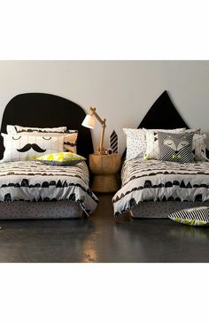 Cotton on kids bedroom range...i love everything about this picture!!