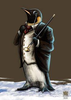 Image - 3010620- penguin- suit