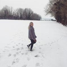 Snowy winter walks