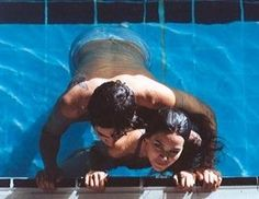 Katy Louise Saunders e Riccardo Scamarcio in Tre metri sopra il cielo
