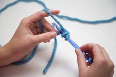 a.n.i.m.é.: LE truc magique pour débuter un projet de crochet!