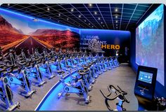 Myride+ : Matrix Fitness Equipment