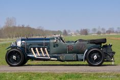 Bentley 6.5 Litre Blower special, 1939 - Classicargarage - NL