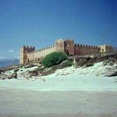Fragokastelo Sfakia Crete Greece