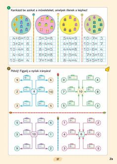 Fotó: Dyscalculia, Preschool Math, Adult Coloring Pages, First Grade, Worksheets, Bullet Journal, Album, Teaching, Archive