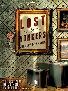Lost in Yonkers | South Bend Civic Theatre