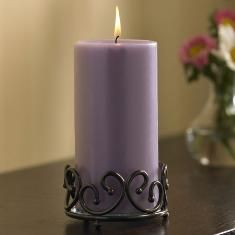 Meridian™   Pillar & Jar Candle Holder