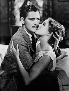 Ronald Colman and Helen Hayes in Arrowsmith Old Hollywood Movies, Hollywood Couples, Hollywood Men, Hollywood Actresses, Classic Hollywood, Actors & Actresses, Ronald Colman, Old Movie Stars, Classic Movie Stars