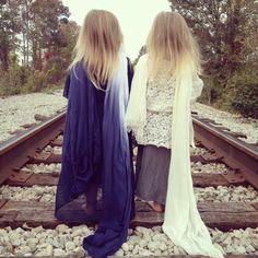 twin tracks