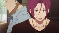 Free! ES ~~ Sosuke is NOT going to release his claim on Rin easily. If ever.