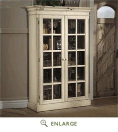 Wilshire Large Library Cabinet - Hillsdale Furniture 4508-899