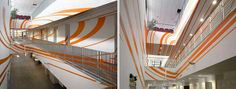 Anamorphic illusions by Felice Varini 10 Redefining Spaces With Astounding Anamorphic Illusions