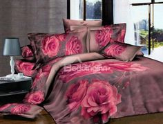 King Bedding Sets For Sale 3d Bedding Sets, Cute Bedding, Queen Bedding Sets, Luxury Bedding Sets, Comforter Sets, Linen Bedding, Bed Linens, Beautiful Bedding Sets, Romantic Bedding
