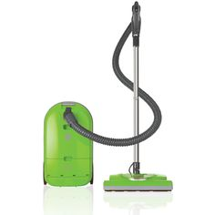 Hoover Dimension 1000 Canister Vacuum W Hose Wands