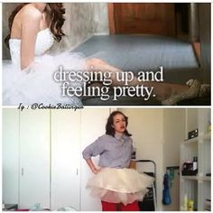 Just girly things~ Miranda
