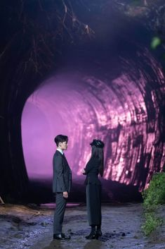 To Heaven Tunnel in 'Hotel Del Luna' filming location - Kpopndrama Korean Actresses, Korean Actors, Kpop Wallpaper, Jin Goo, Korean Drama Movies, Korean Dramas, Moon Lovers, Filming Locations, Drama Series
