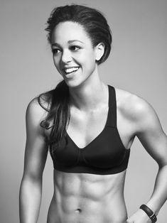 Katarina Johnson-Thompson for Nike