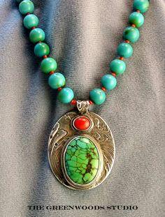 The Greenwoods Studio: Handcrafted Fine Art Jewelry