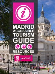 Madrid: Accessible tourism guide - Resources (ENG)   PREDIF.org