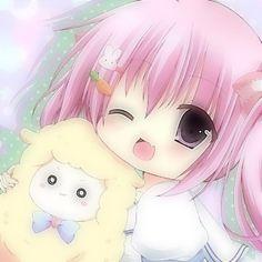 Manga Anime, Anime Art, Cybergoth, Dark Anime, Cute Anime Character, Cute Icons, Cute Pink, Anime Style, Yandere