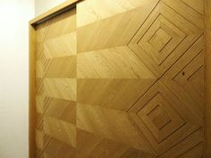 Is Paneling Walls good for Home Improvement? Main Door Design, Entrance Design, Entrance Foyer, Main Entrance, Interior Walls, Interior And Exterior, Staircase Wall Lighting, Veneer Panels, Furniture Handles