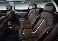 2013 Audi A8 Hybrid Interior