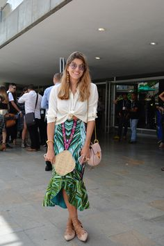 Laura Echavarría from Fashion Lessons - Colombian Blogger