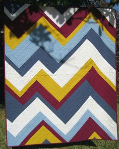 Rod's Quilt  credit BGelhausen Flickr Nice bold graphic