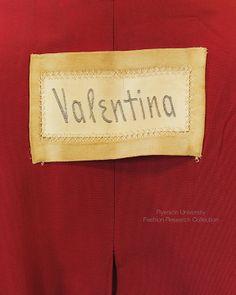 Valentina Label. Evening coat FRC1999.04.003