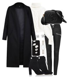 """""""Untitled #3089"""" by theeuropeancloset ❤ liked on Polyvore featuring Non, Gucci, Gianvito Rossi, STELLA McCARTNEY and Forever New"""