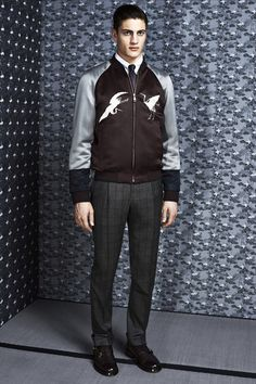 Brioni Fall-Winter 2014 Men's Collection