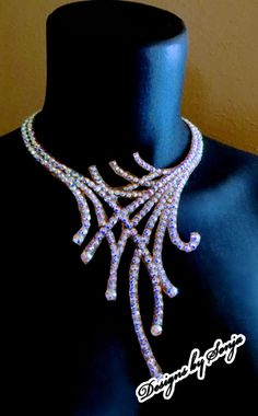 Ballroom jewelry, Swarovski ballroom accessories designed and created by Sonja Ballin. All Jewelry Designs copyright ©2016, Sonja Ballin of Tampa Bay, Florida. www.sonjadesigns.com Check us out (and like) on Facebook: https://www.facebook.com/pages/Designs-By-Sonja/220737151285770x