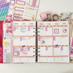 Wenda | 25 | Planner Addict A Sunday well spent brings a week of content…