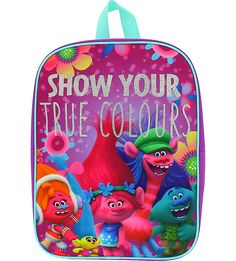 TROLLS Trolls backpack - £15