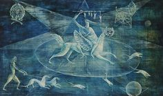 Leonora Carrington OBE April 1917 – 25 May was a British-born–Mexican artist, surrealist painter, and novelist. She lived most of her adult life in Mexico City, and was one of the last surviving participants in the Surrealist movement of. Surrealism Painting, Painting Art, Max Ernst, Mexican Artists, Fantastic Art, Surreal Art, Artist Art, Dark Art, Art History