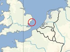 The Principality of Sealand http://en.wikipedia.org/wiki/Principality_of_Sealand