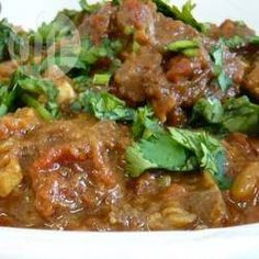 Recipe photo: Kashmiri lamb