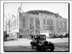 Chicago Stadium: Opened 03/28/1928, Cost 7 million