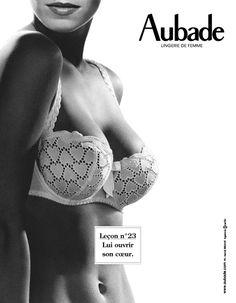 aubade lingerie | aubade lingerie aubade les lecons de seduction file 23 134
