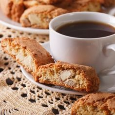 Maple Walnut Winter Biscotti