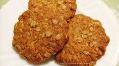 Obľúbené recepty: Anzac biscuits