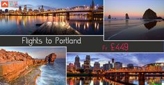 Book cheap flights from London to Portland with Dream World Travel.Find Cheap Flight Deals on all major airlines.  #Cheap #Flights #To #Portland #CheapFlights #To #USAAndCANADA