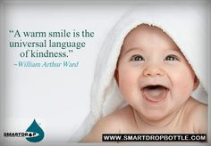 Start your day with a big SMILE  and don't forget to bring your SmartDrop™ filtered water bottle for a whole day refreshment! #Smile #Happy #SmartDropBottle #Health  Visit our site at www.SmartDropBottle.com